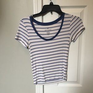 American Eagle Soft and sexy crop top